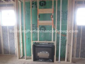 Cold Air Coming from Fireplace | Building Performance Group